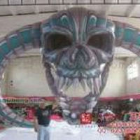 High quality giant inflatable halloween decoration vampire inflatable model for sale
