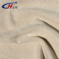 Dyeing 100% polyester cationic fine corduroy fabric with high quality and various color and pattern