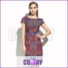 Fashion dresses 2015 luxury beaded fashion lolita tube dress