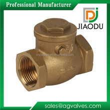 china tractors best sale competitive price forged cw617n female threaded check valve bonnet for water or gas or oil