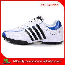 nuevo hombre de fútbol de césped zapatos de china