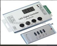 Without SD card LED controller for ws2812 led strip