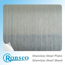 6mm thick stainless steel perforated sheet; 1.5mm anti -finger stainless steel 304 plate ; stainless steel anit-finger steel pl
