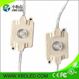 China proveedor durable logo signo módulo de retroiluminación led