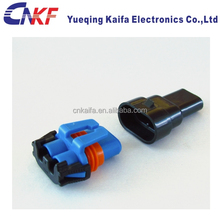 2 pin female headlight conversion connector