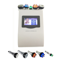 40k Cavitation Ultrasonic Slimming RF Diode lipo Laser Cellulite Machine CE