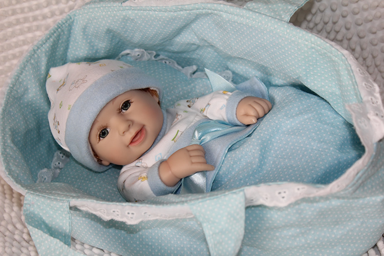 Cute Design Doll Silicone Reborn Dolls 12inch Sleeping