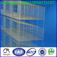 High quality and Best price rabbit cage cover / metal rabbit cage materials