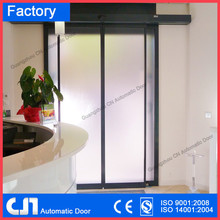 office glass automatic sliding sensor door
