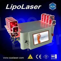 2015 Newest Portable Lipo Laser Fat Removal Machine Beauty Salon Equipment