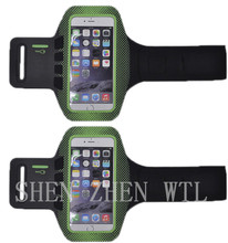 Sport waterproof mobile phone armband
