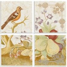 wall tile, ceramic tile, bird & pair & flower design foshan tile 300*300mm