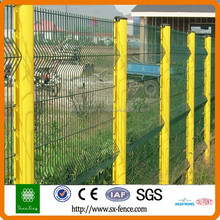 High security electric metal wire mesh fence fasteners