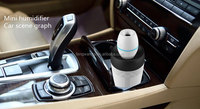Health and environmental protection USB Rechargeable Mini Car Humidifier