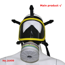 Good quality silicone gas mask, gas mask wholesaler , neoprene full face mask