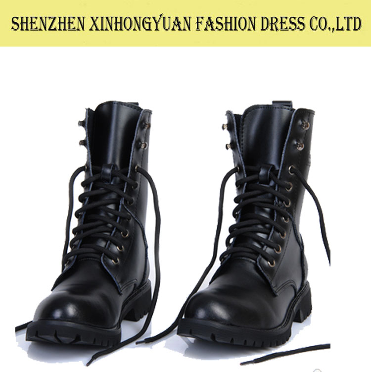 2015 new genuine leather boots for view