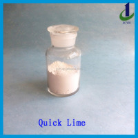 High activity white color steel making quick lime powder