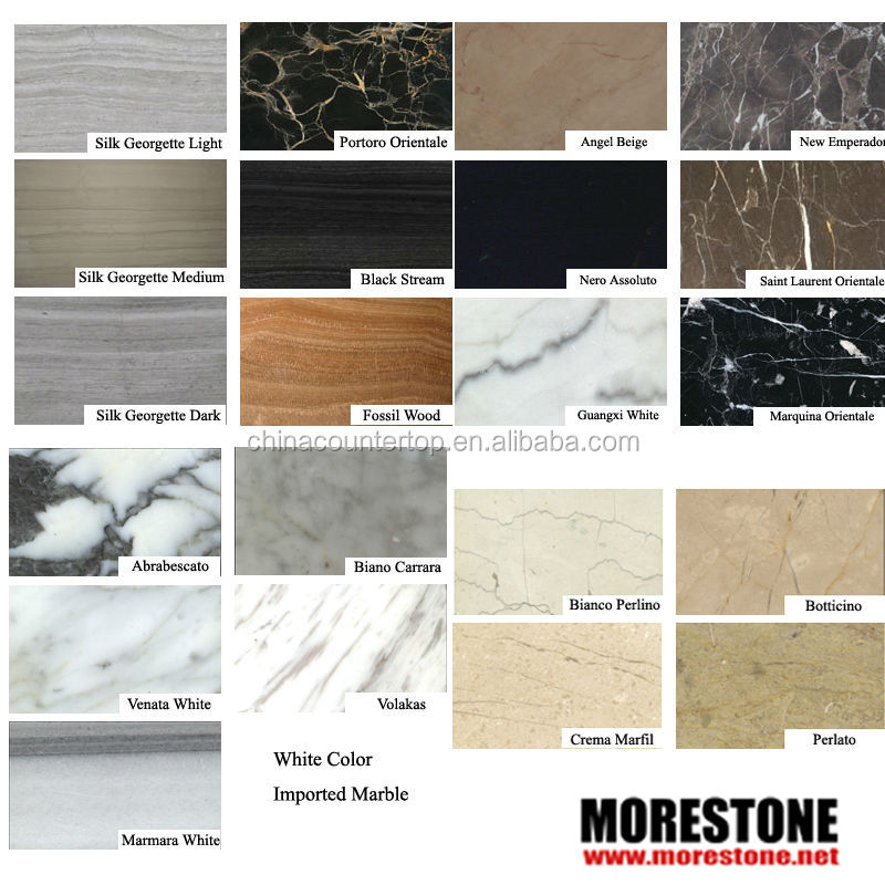 Popular marble stone different types of marble view different types