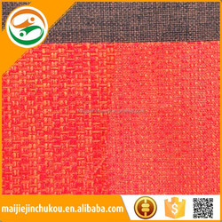 Natural Linen & Ramie Fabric Handwoven Table Runner With Eco-friendly Products Material Mat