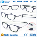 Gafas magnéticas ajustables para colgar al cuello, gafas parar leer con patillas de goma magnéticas cambiables. Nuevo producto 2014