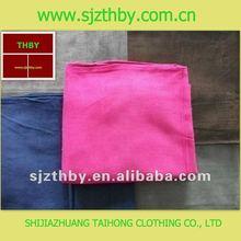 2012 hot selling pinwale printed corduroy fabric for bag
