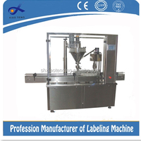 toner powder filling and sealing machine