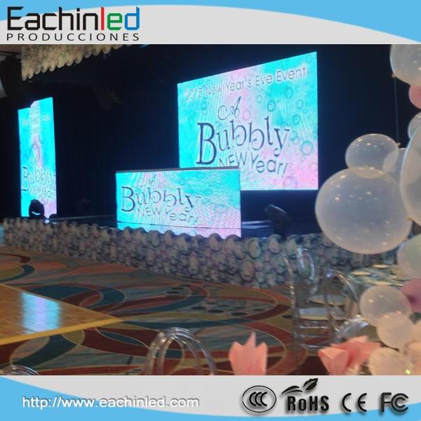 P3,P4 Die Casting Aluminum Indoor Rental LED Display Screen SMD Ultra Slim LED video wall panel.jpg