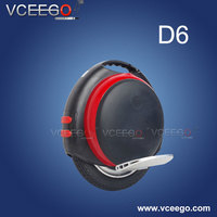 2015 Hot Sale two wheel gyro scooter Mini Solo Scooter Self Balancing One Wheel Electric Scooter by VCEEGO
