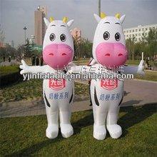 2014 inflatable moving cartoon animals mating cartoons