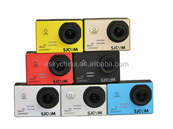 2015 китай 100% оригинал SJCAM Ambarella A7LS75 спорт камера 170 градусов SJCAM sj5000 wifi плюс