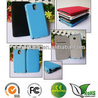 Flip Leather Case For Samsung GALAXY Note3 N9000 With Card Holder Function