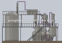 waste oil regenerate machine