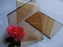 3mm-10mm bronze tinted float glass unbreakable float glass building glass