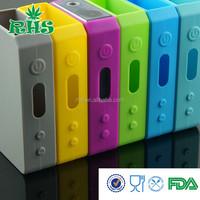 Hot selling iPV3 Li magnetic cover ipv3-li 165w box mod & ipv4 100watt with temp control function silicone case skin