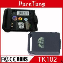 personal/pet mini real time tracker tk102 chip gps locator