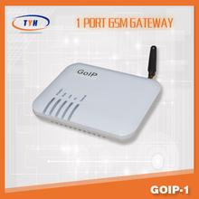 non cli route device 1 ports call terminal 1 ports goip gateway GOIP-1