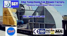 air blower for waste calciner /stainless steel fan