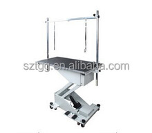 Hot New design Electric lifting Pet Grooming table with wheels SGT48