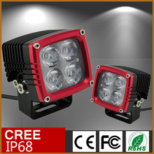 "Waterproof ip68 led work lights 3"" auto headlight for truck/atv/trailer led work / off road light"