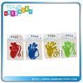 2015 adhesivas promocionales juguetes / Sticky manos / juguetes de la novedad