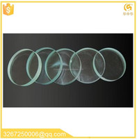 Anti-reflective coating glass 3mm-5mm Clear float glass for building toughened glass