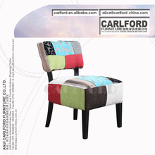 2014 colourful lovely fashion chair living room furniture E046-H(#Patchwork-04)