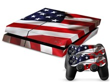 Factory Origin Game Console skin Sticker Protective Decals for Ps4 Controllers