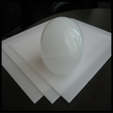 Laser Dot Clear Light Diffuser Sheet Plastic with Good Quality