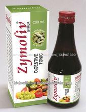A base de hierbas enzima natural- suplementos zymoliv jarabe