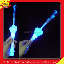 Any festival Occasion and Event and Party Supplies Type LED Glow Stick wholesale light up fiber optic stick