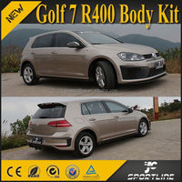 Factory PU R400 GOLF Concept Body Kit For VW Golf 7 VII MK7 2014