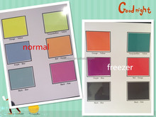 Color Changing Pigment, Temperature color changing pigment, Thermochromic powder pigment