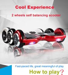 15~20km Range Per Charge and No Foldable mini 2 wheel self balance scooter used