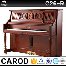 USA market new product mini upright piano with digital system